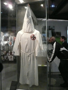 KKK Robes and Hood