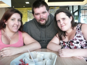 Gemma, Ant and I