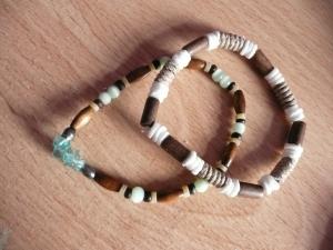 Wooden Beach Style Bracelets