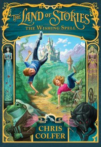 The Land of Stories: The Wishing Spell by Chris Colfer